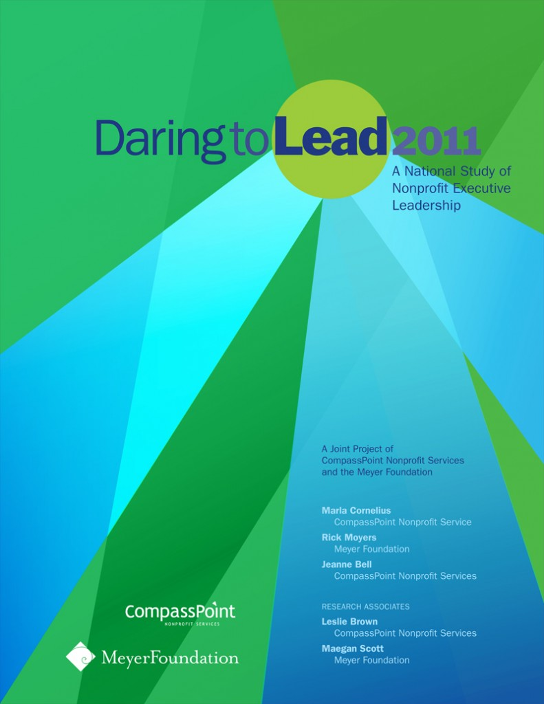Daring to Lead 2011 cover image