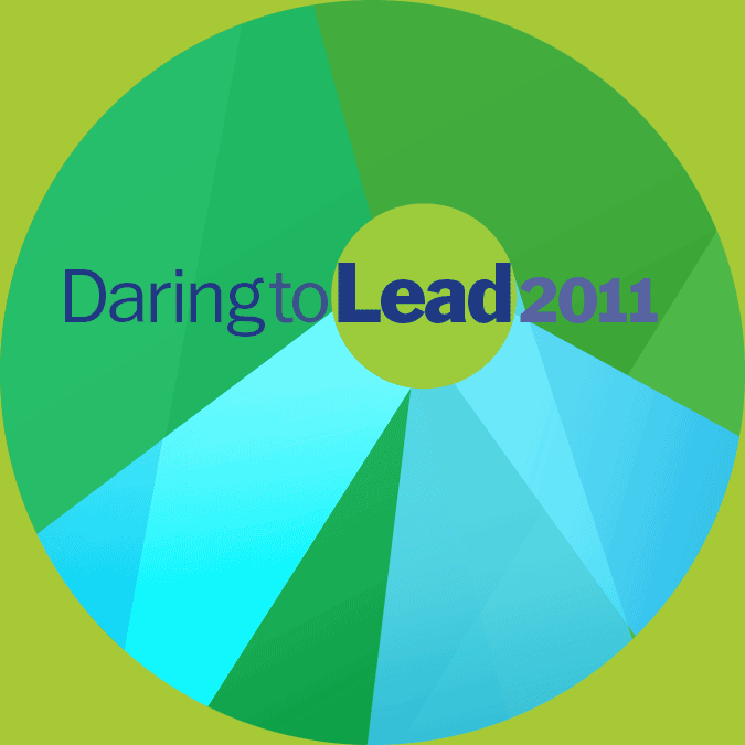 disc of Daring to Lead