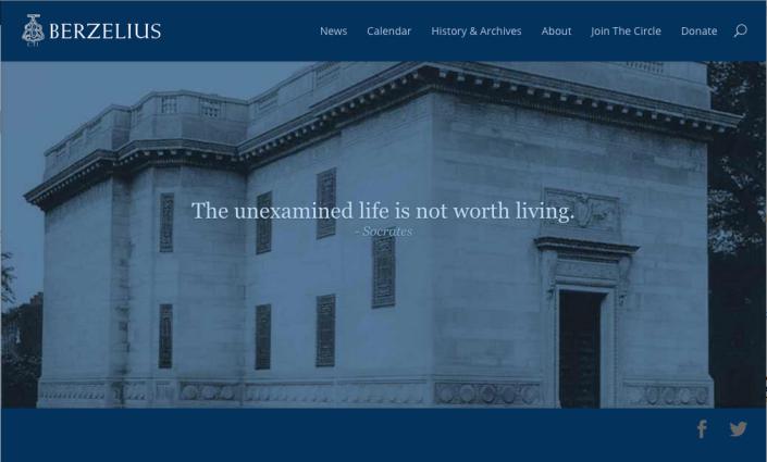 Berzelius homepage