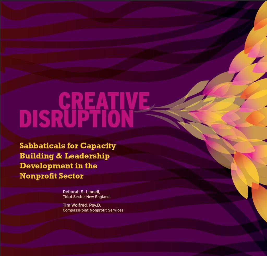 Creative Disruption cover