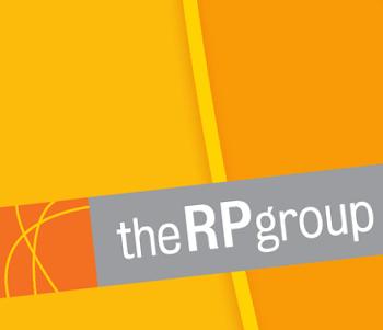RP Group logo detail
