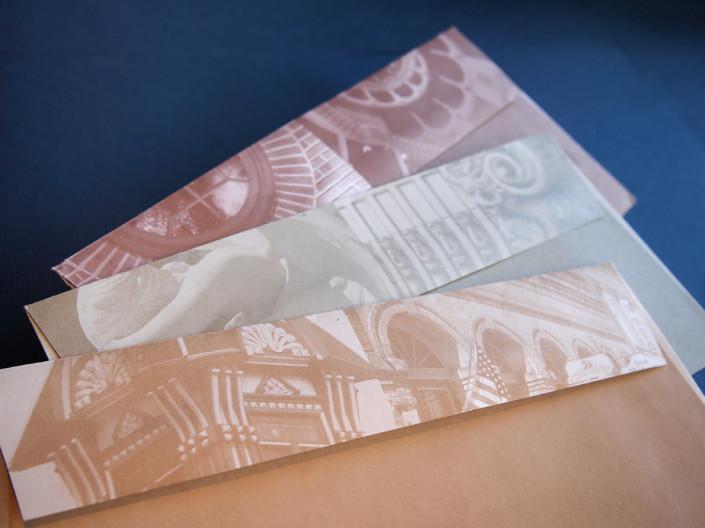 ARG envelopes