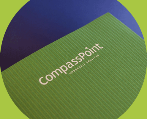 detail photo of CompassPoint report folder