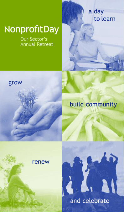 CompassPoint Nonprofit Day brochure