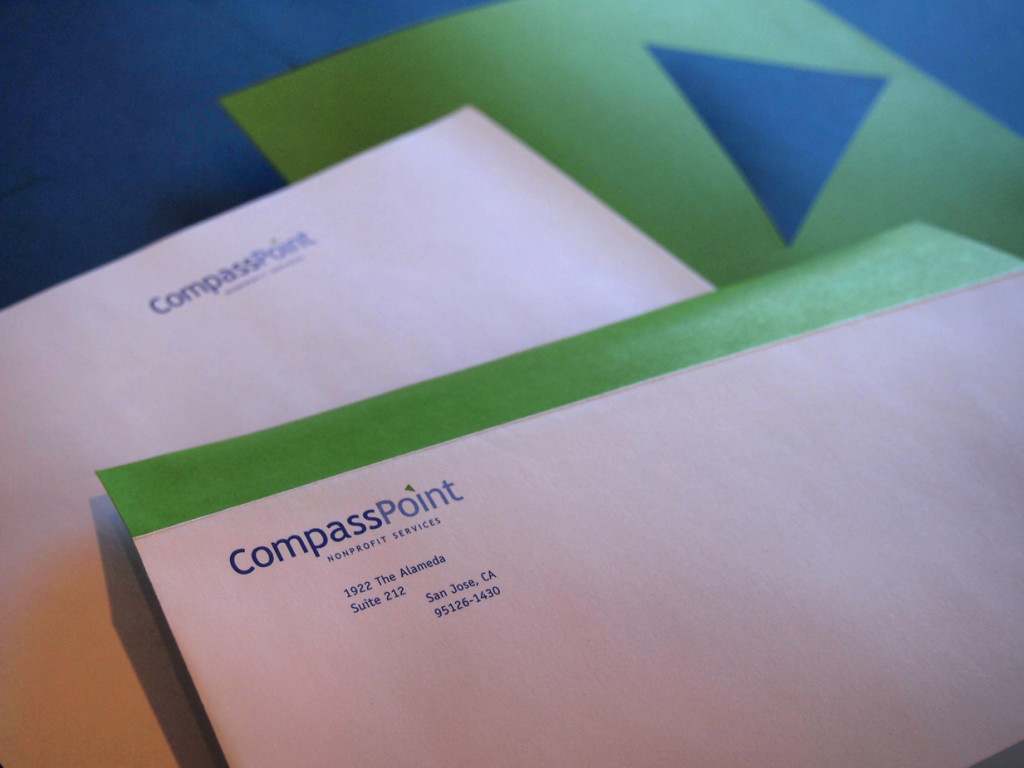 CompassPoint stationery